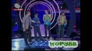 Мустафа предложи на Саня след виртуозно изпълнение - Music Idol 3 14.04
