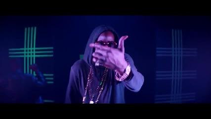 Мощен Бас Tinie Tempah feat 2 Chainz_ Trampoline (official video)