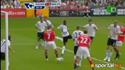 Фулъм Манчестер Юнайтед 2:2