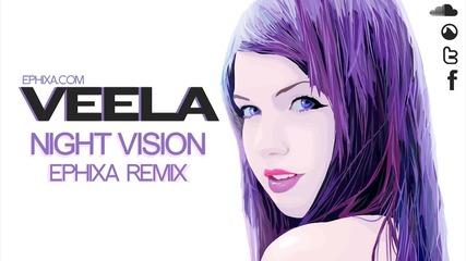 Dubstep + Нежен Вокал ™ Veela - Night Vision ( Ephixa Remix )