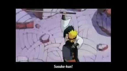 Naruto And Sasuke - Meet After A Long Time