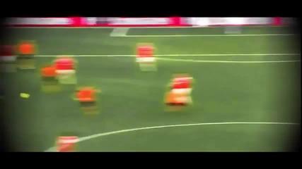 Робин ван Перси - един много класен играч