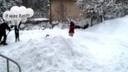 Домашна ледена пързалка