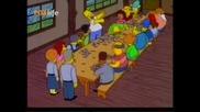 Семейство Симпсън - Движентяните от Блаженстония
