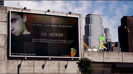 Da Mixxx - Candy Melody (original Mix)