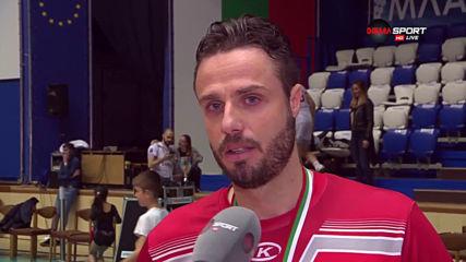 Салпаров: Ще играя и през следващия сезон
