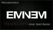 New! Страшно тъжна! +превод Eminem - Headlights ft. Nate Ruess