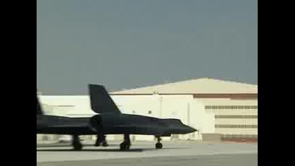 Fyi - Sr-71 Blackbird