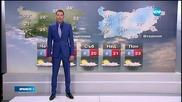 Прогноза за времето (23.04.2015 - обедна)