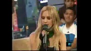 Ashlee Simpson Live On Trl