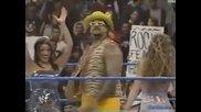 The Godfater vs. Big Boss Man - Wwf Heat 05.12.1999