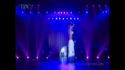 Didem Kinali Issam Preforms 2013 Bdc closing Gala in China