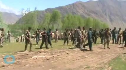 At Least 20 Afghan Police, Soldiers Killed in Taliban Siege