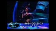 Kelly Clarkson - I Surrender (live)