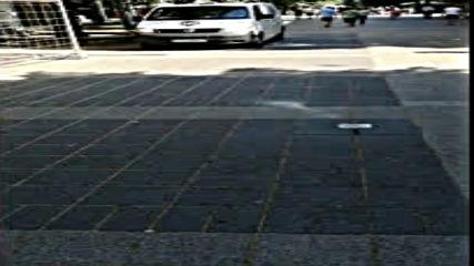 Автомобил по пешеходна зона