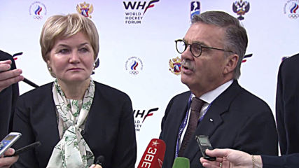 Russia: 'Very difficult' to change World Cup host - Ice Hockey Federation president