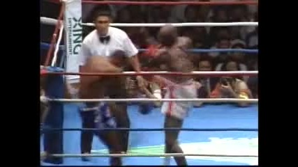 Ernesto Hoost vs Michael Thompson