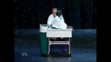 American Got Talent - Изумително изпълнение в шоуто