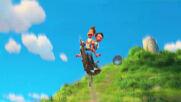 Лятното приключение на Лука - първи трейлър, озвучен на български език