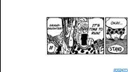 One Piece Manga 785 Op hotair balloon върховно качество