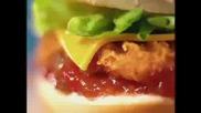 Реклама: Mcdonalds - Япония - Пиле