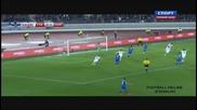 Финландия 1 - 1 Гърция ( квалификация за Европейско първенство 2016 ) ( 11.10.2014 )