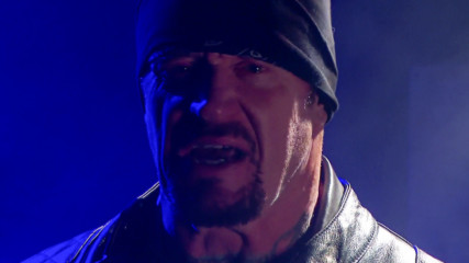 The Undertaker says AJ Styles' disrespect will cost him: Raw, March 30, 2020