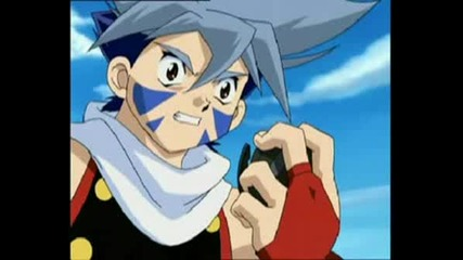 Beyblade Episode 45 Part 2 - Breaking The Ice