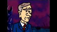 Bush Seeks Advice - Skeletor