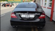 Mercedes Cls55 Amg W219 Cks Performance exhaust
