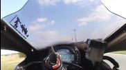 Kawasaki Zx-10r -така се кара мотор !