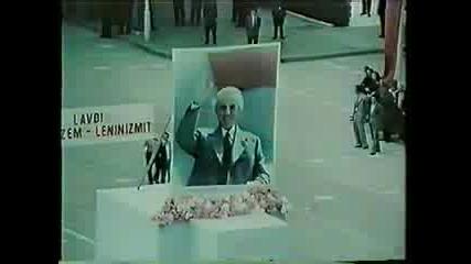 1 Май в Социалистическа Албания