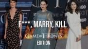 GoT experts play F***, Marry, Kill: Part 2