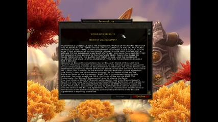 World of Warcraft Mists of Pandaria Beta