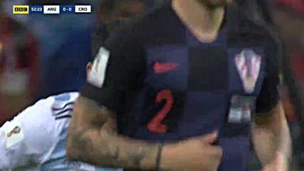 Аржентина 0:3 Хърватия | World Cup 2018