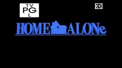 1/4 Сам вкъщи 5 Коледен обир / Home Alone 5 The Holiday Heist (2012) Български субтитри