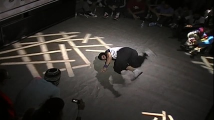 Exit Extreme Break Dance Battle 2009 - Пламен - Effect vs Nasty - esc