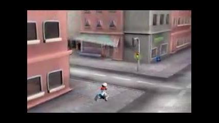 Анимация - Крадеца На Чанти