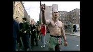 Много див танц на техно викинг