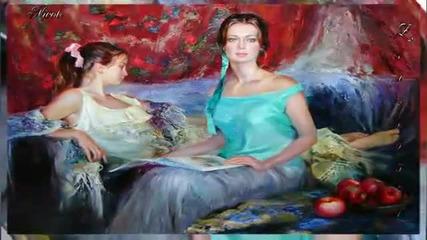 Pavel Panin - Gatchina Park Vladimir Volegov Paintings