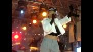 Rihanna - Hard Live @ Rockefeller Center Nyc 19.12.2009