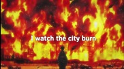 Nightcore - Red - Let It Burn (превод)
