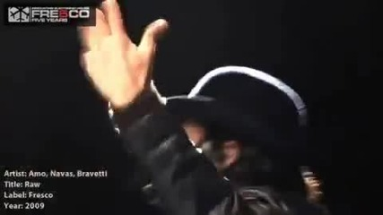 Amo Navas Bravetti Raw live video