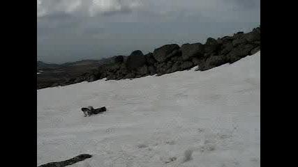 Сноуборд - Витоша