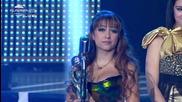 Най-прогресиращ изпълнител на 2012 - Роксана ( 11-ти Гмн на Тв Планета ) за 2012