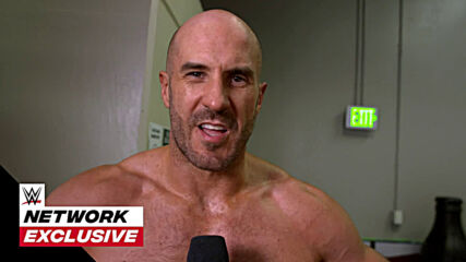 Cesaro ready for a championship moment years in the making: WWE Network Exclusive, May 14, 2021