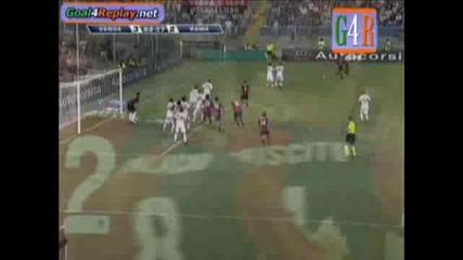 2009/8/23 Genoa - Roma 3 - 2