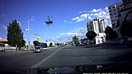 """""""Моята новина"""": Минаване на червен светофар"""