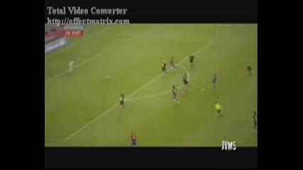 Messi skill