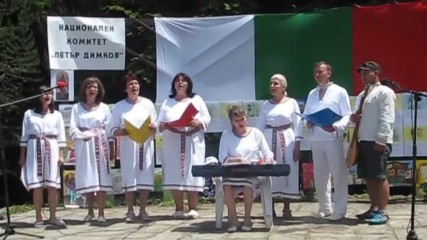 """Празнуване на Еньовден - 24.06.2017 г., Изпълнения на хор """" Озарение """""""